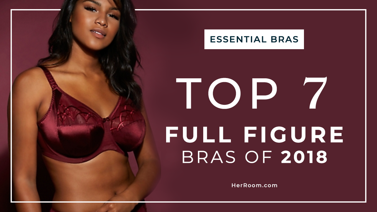 8e6e5c66181 The end of the year and beginning of the new year is a favorite time for  many women to update their lingerie wardrobes. Here at HerRoom