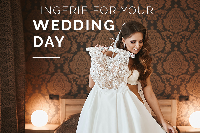 16eeb3422a1b Luxe Lingerie For Your Wedding Day - Tomima's Blog - Lingerie ...