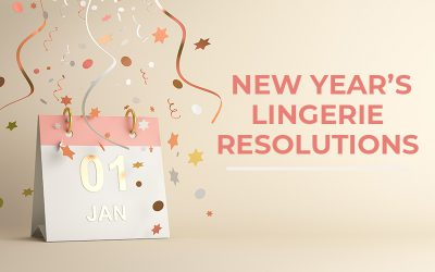 New Year's Lingerie Resolutions