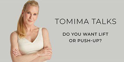 Tomima Talks: Lift or Push-Up?