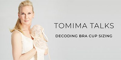 Tomima Talks: Decoding Bra Cup Sizing