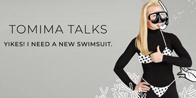 Tomima Talks: Swimsuits