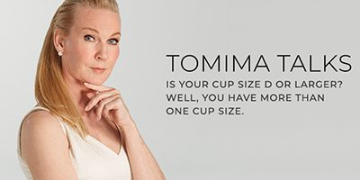 Tomima Talks: Is your cup size D or larger?