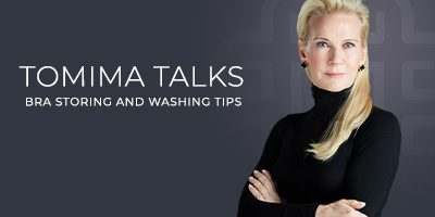 Tomima Talks: Bra Storing and Washing Tips