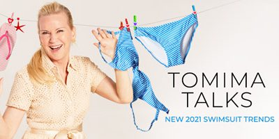 Tomima Talks: New 2021 Swimsuit Trends