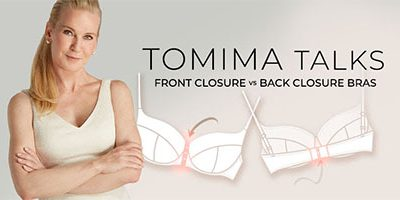 Tomima Talks: Front Closure vs Back Closure Bras