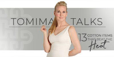 Tomima Talks: 13 Cotton Items That Beat The Heat