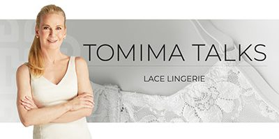 Tomima Talks: The intricacies of lace, your must-have lingerie luxury.