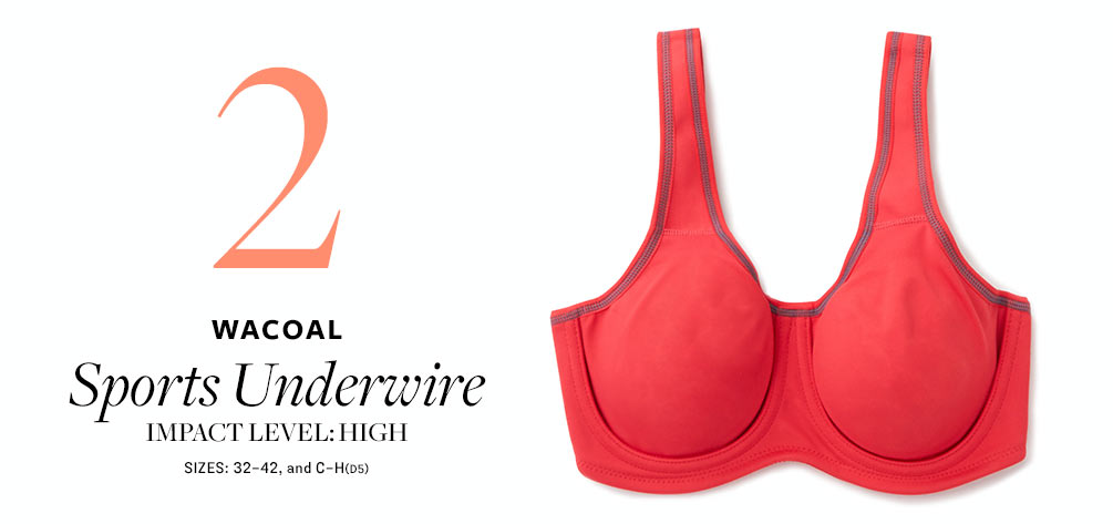 Wacoal Sports Underwire Bra 855170