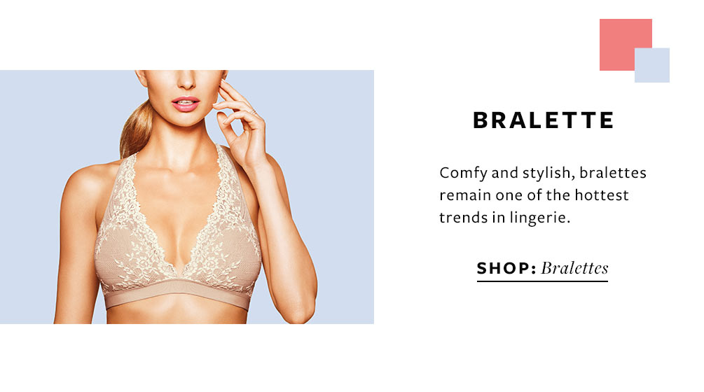 Wacoal Bras Of Summer Lookbook
