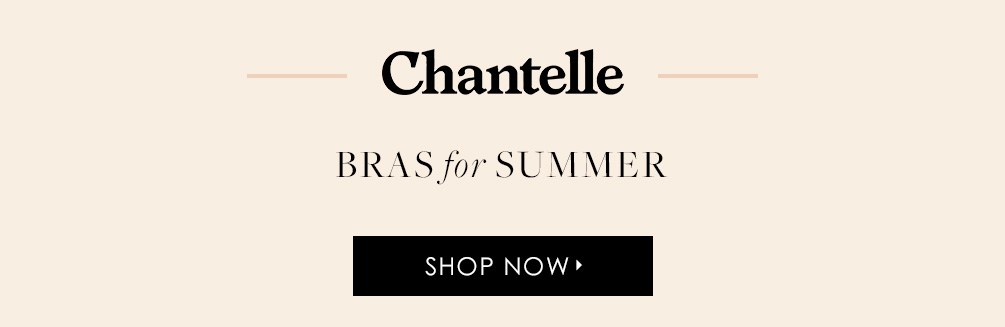 Chantelle T-Shirt Bras For Summer Lookbook