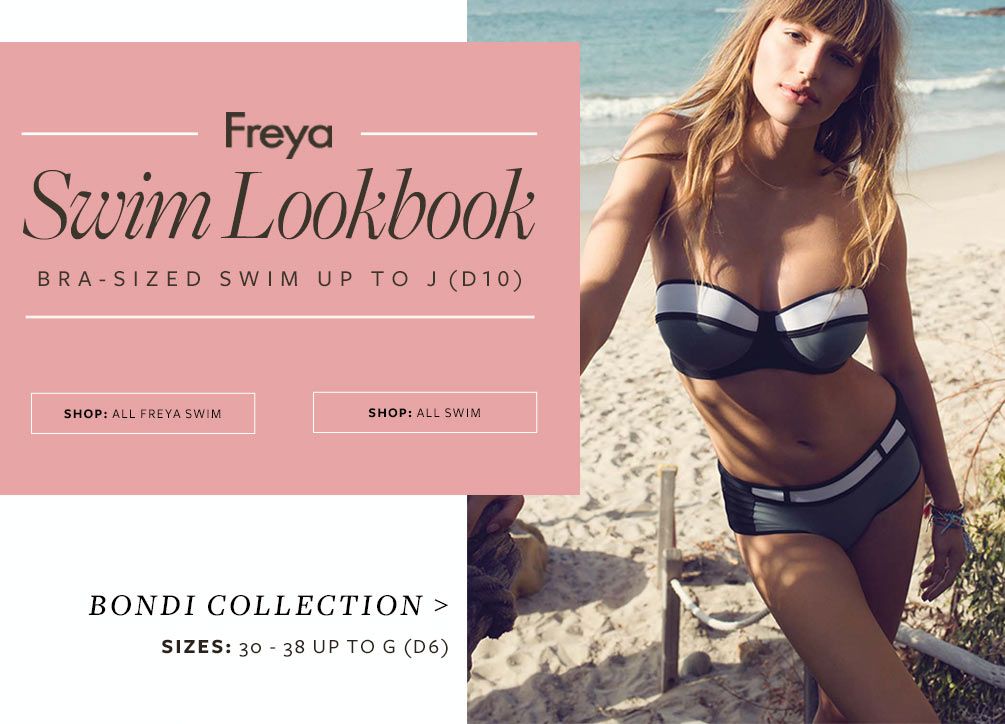 2016 Freya Swim Lookbook