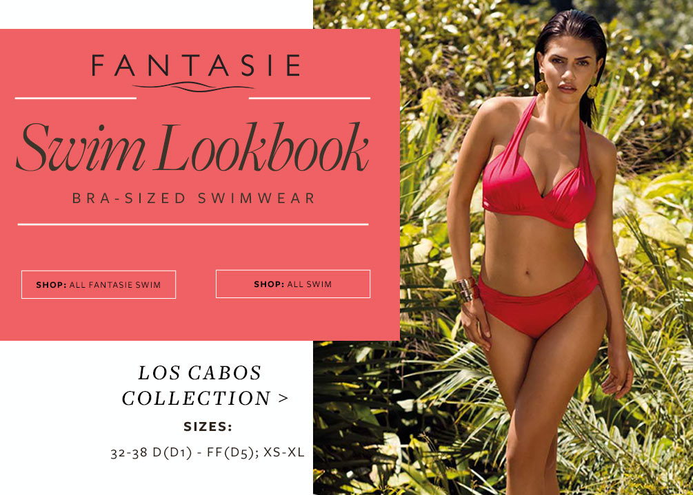 2016 Fantasie Swim Lookbook