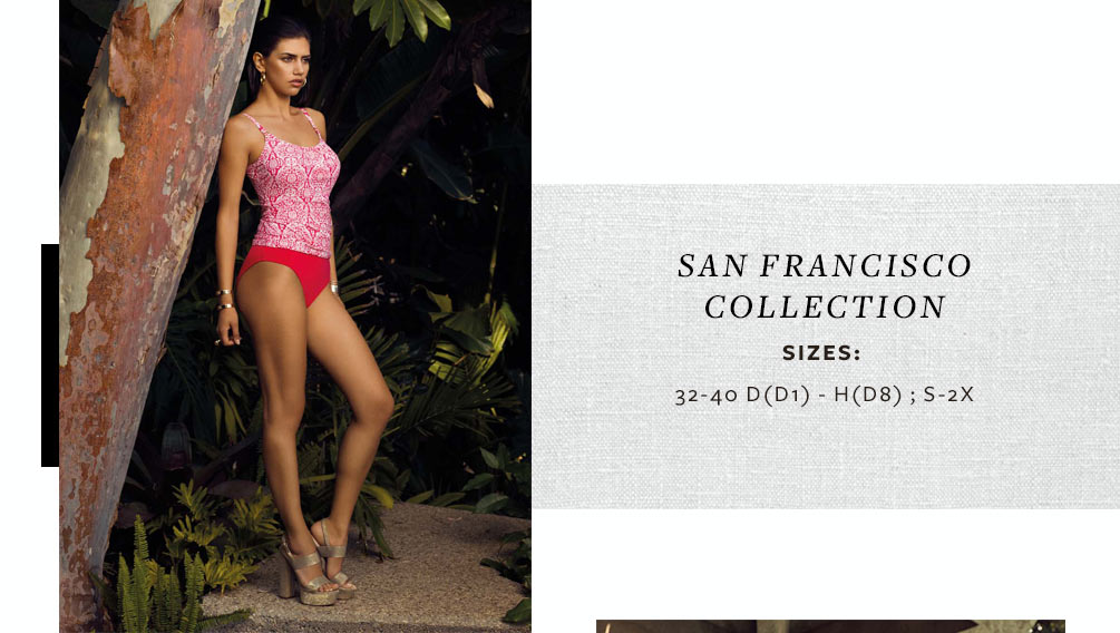 San Francisco by Fantasie
