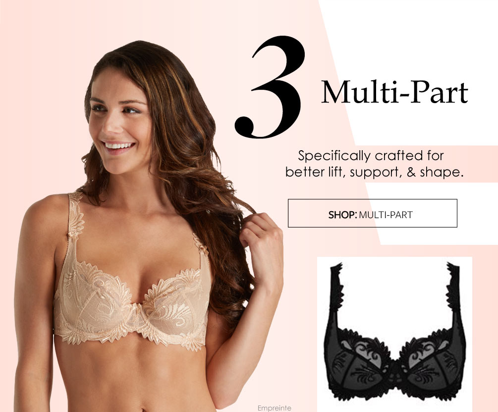 The Best Bras You Need Now Lookbook - Multi-Part