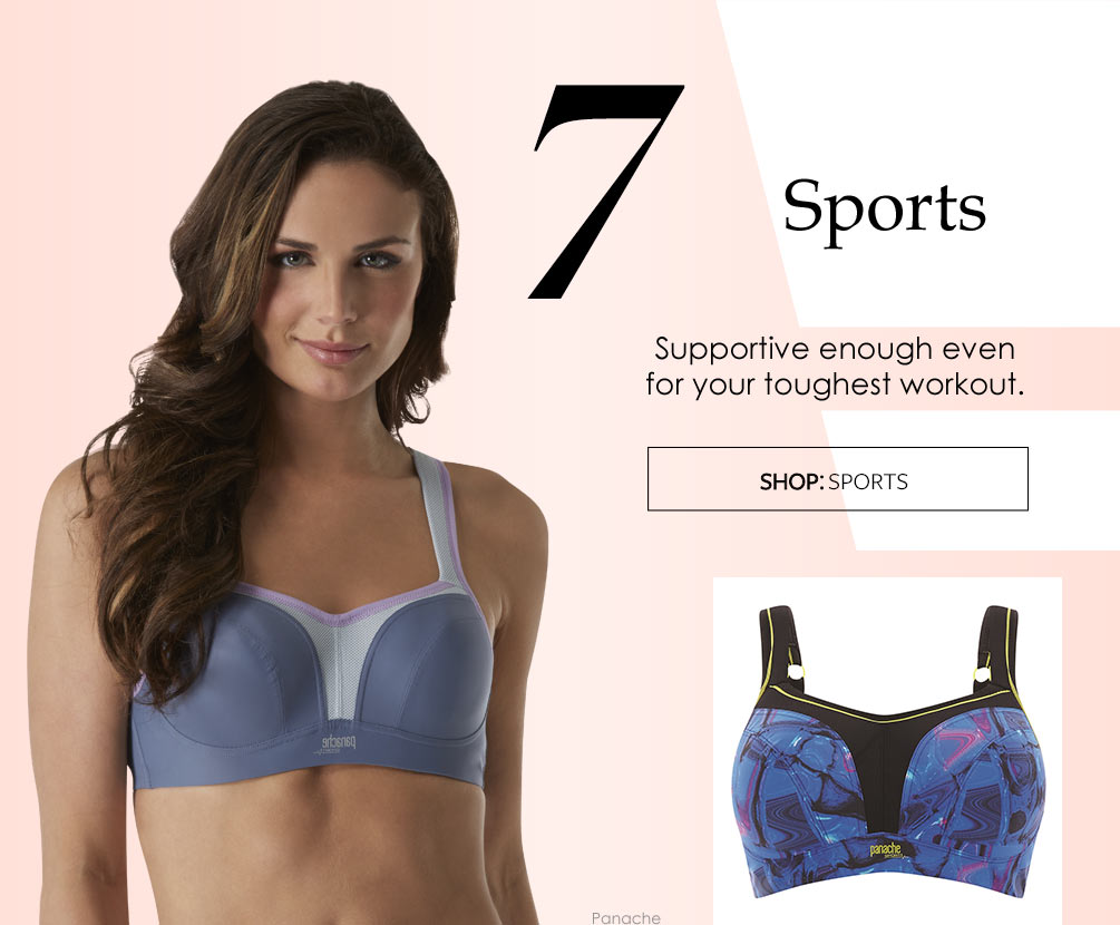 The Best Bras You Need Now Lookbook - Sports Bras