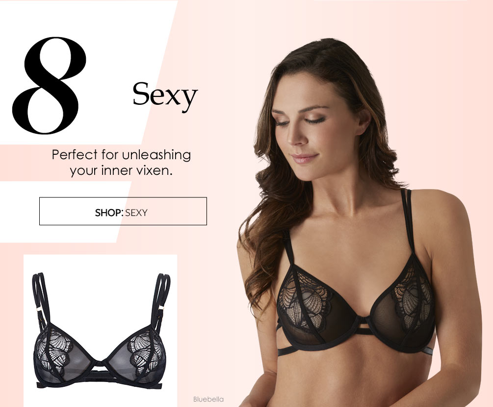 The Best Bras You Need Now Lookbook - Sexy
