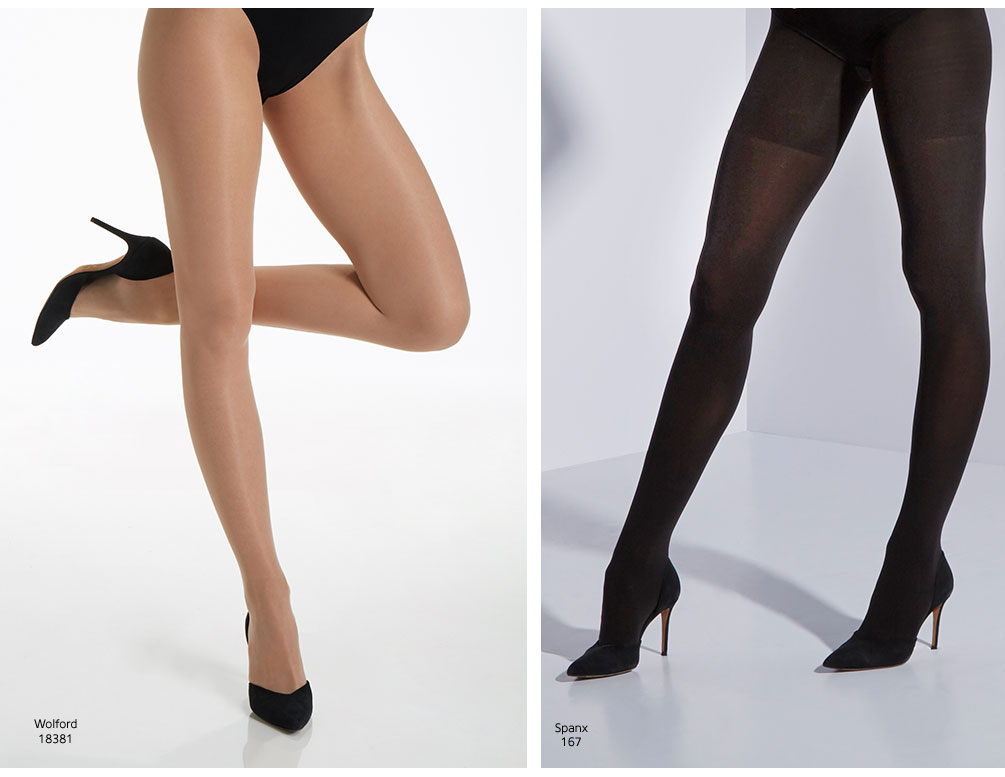 Hosiery Lookbook