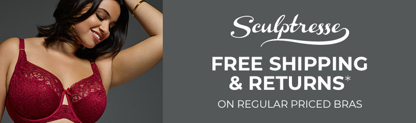 Sculptresse-by-Panache - free shipping and returns
