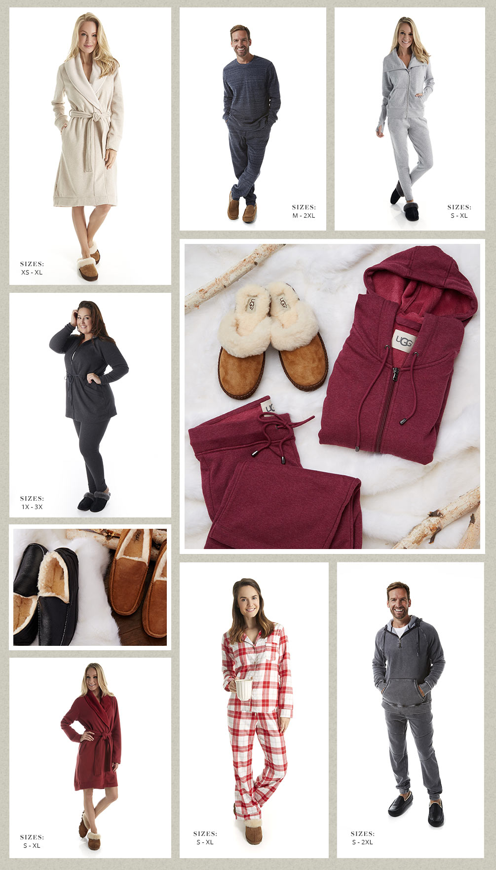 Winter UGG Lookbook