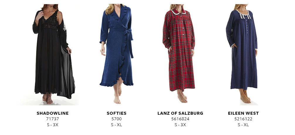 The Holiday Sleepwear Lookbook