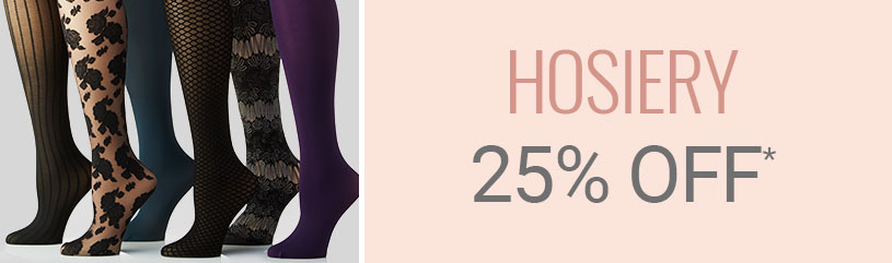 Hue - hosiery-25off-sale