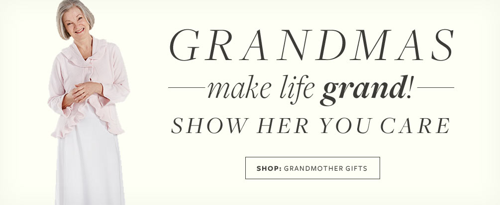 Shop Grandmother Gifts