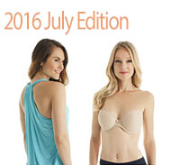What's She Underwearing - July 2016 Edition