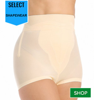 Rago Diet Minded High Waist Contour Shaping Brief 6296