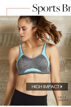 Shop High Impact Sports Bras