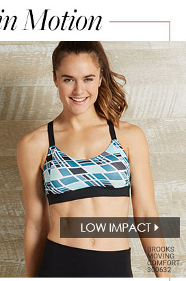 Shop Low Impact Sports Bras