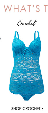Shop Crochet Swimwear
