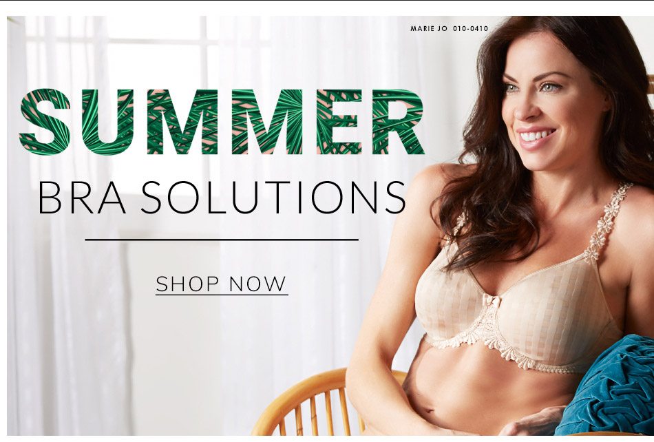 Shop Summer Bra Solutions