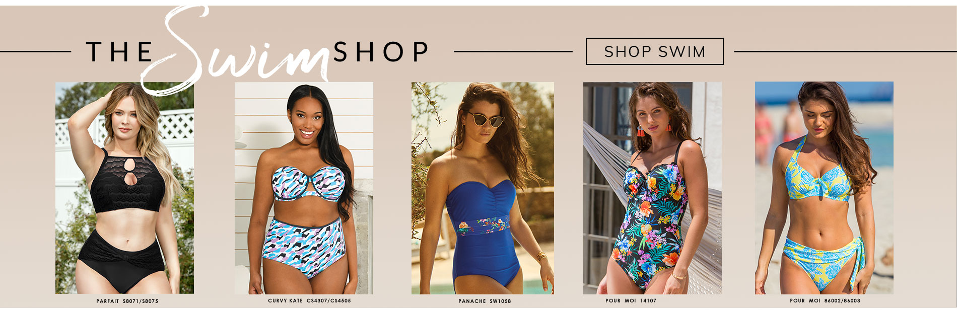 Shop All Swim