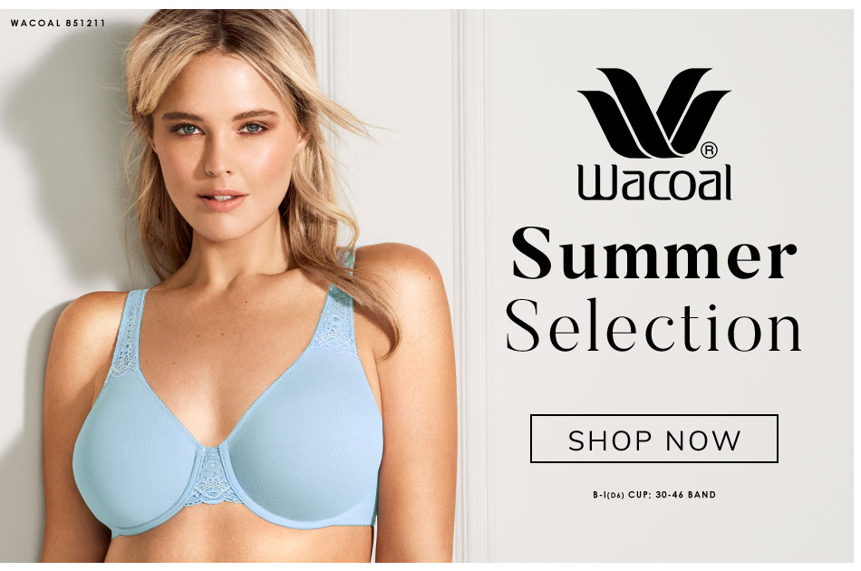 Shop Wacoal Summer Selection