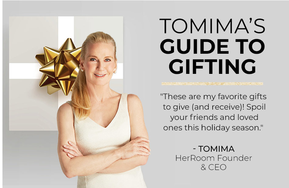 Tomima's Guide to Gifting