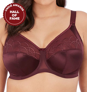 2019 Hall of Fame Elomi Cate Underwire Full Cup Banded Bra EL4030