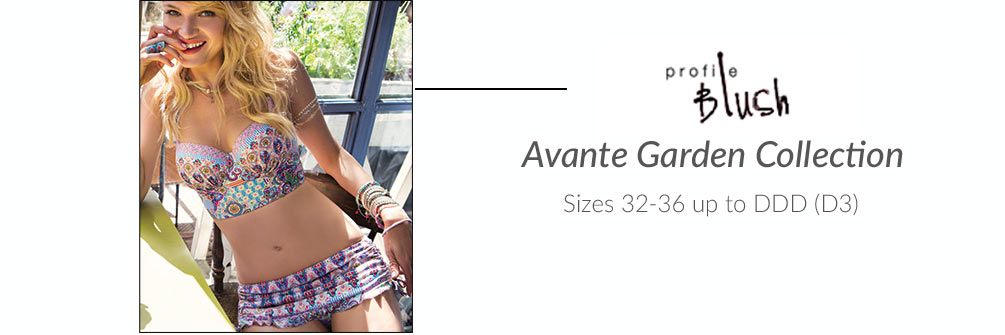 Avante Garden by Blush Swimwear