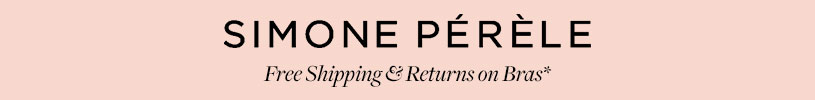 Simone-Perele - free shipping and returns Simone Perele