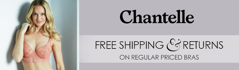 Chantelle - free-shipping-and-returns