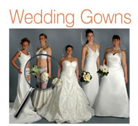 What's She Underwearing - Wedding Gowns