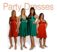 What's She Underwearing - Party Dresses