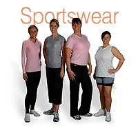 What's She Underwearing - Sportswear