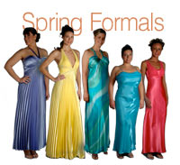 What's She Underwearing - Spring Foramls