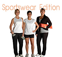 What's She Underwearing - Sportswear Edition