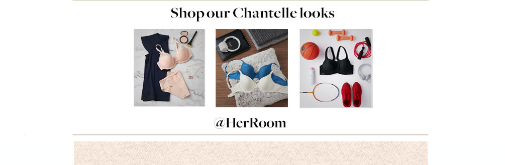 Shop Our Chantelle Looks