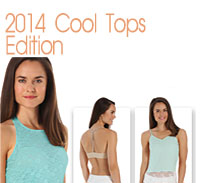 What's She Underwearing - Cool Summer Tops 2014 Edition