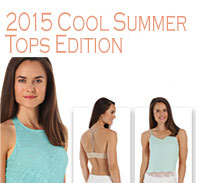 What's She Underwearing - Cool Summer Tops  2015 Edition