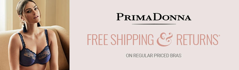 Prima-Donna - free shipping and returns prima donna bras