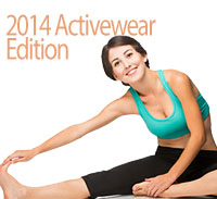 What's She Underwearing - Activewear 2014 Edition